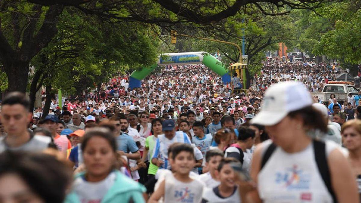 Se viene la 25ª edición de la Maratón Don Orione