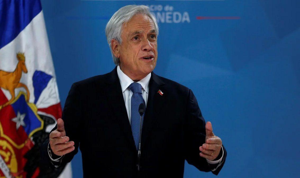Piñera les pidió la renuncia a sus ministros