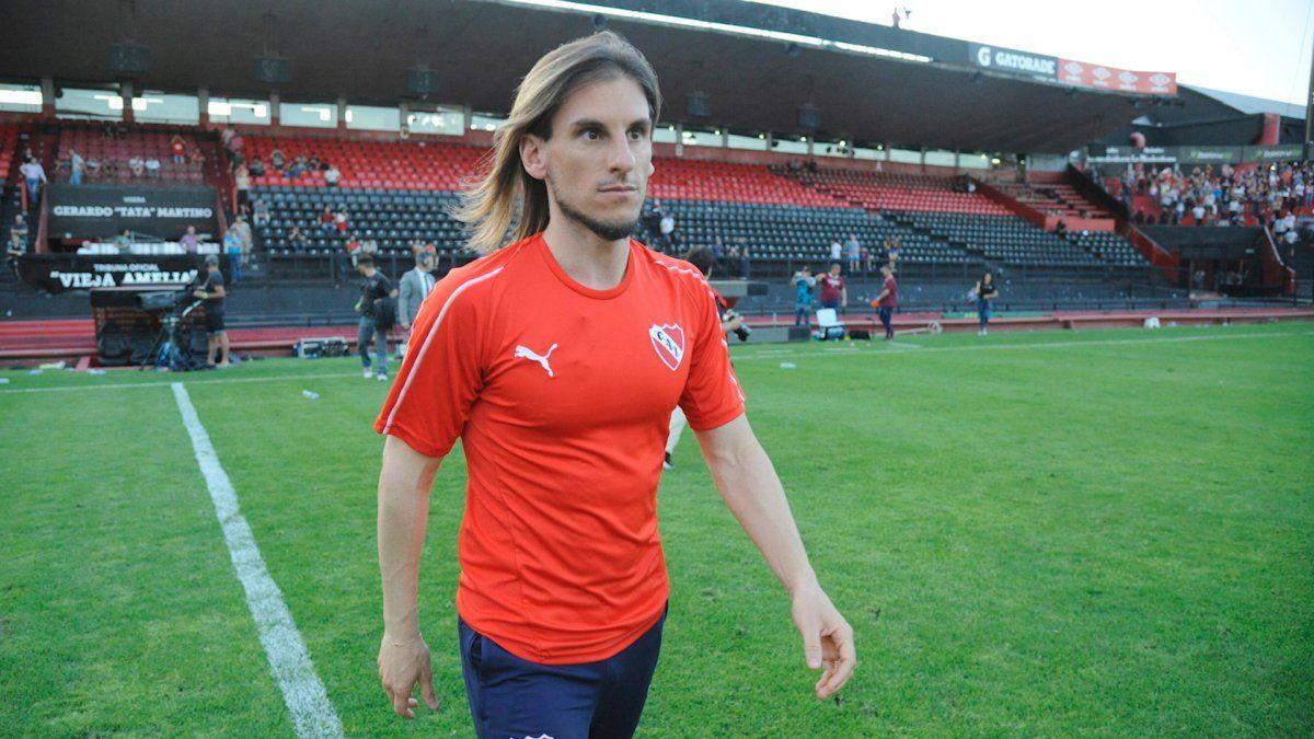 Beccacece dejó de ser el técnico de Independiente