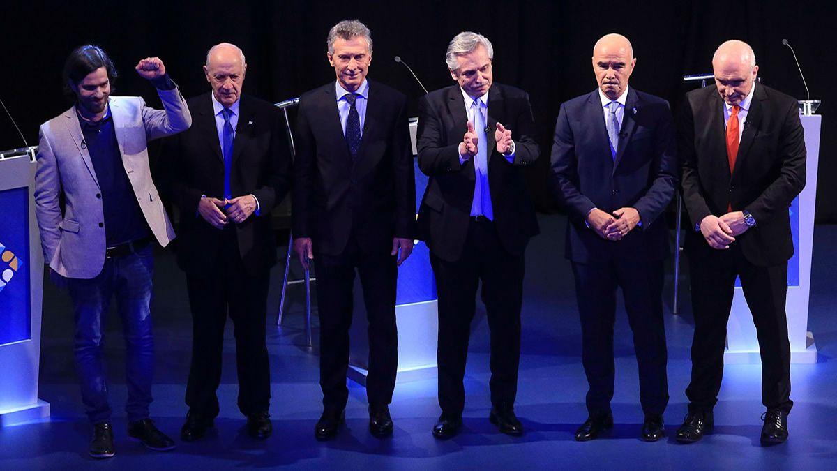 Se define si Fernández gana en primera vuelta o Macri logra llegar al balotaje