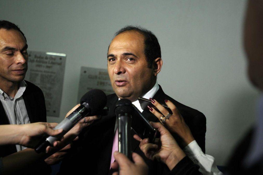 La presencia de Fernández fortalece el liderazgo del gobernador