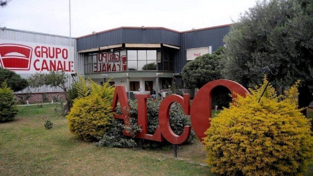 Despidieron a 25 trabajadores de la fábrica de Alco