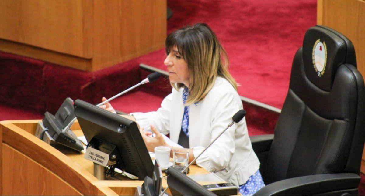 Stella Maris Córdoba asumirá como interventora del IPV