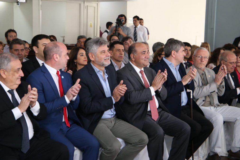 Esperamos que siga jugando un papel importante en la nueva Argentina