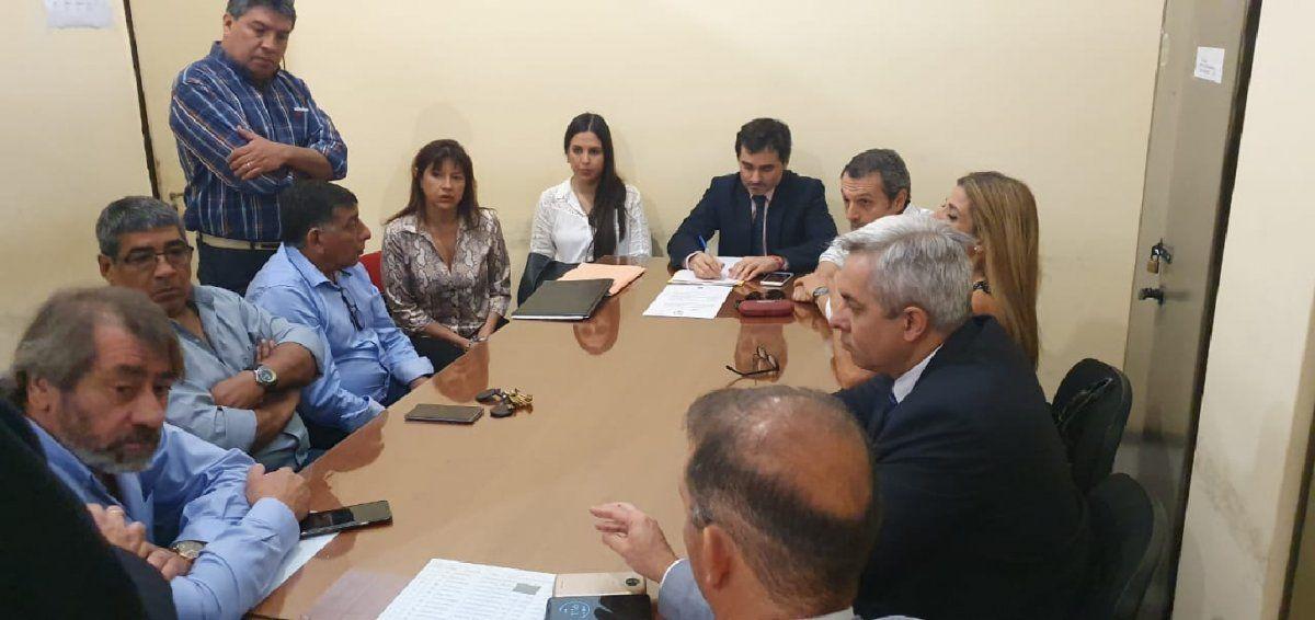 Conciliación obligatoria: No hubo acuerdo y se pasó a cuarto intermedio