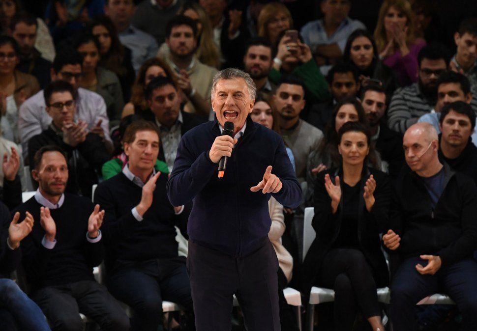El sufrimiento de Macri por secuelas físicas electorales