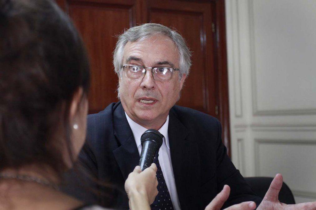 Vigliocco se suma al gabinete de la ministra y lo reemplaza Medina Ruiz