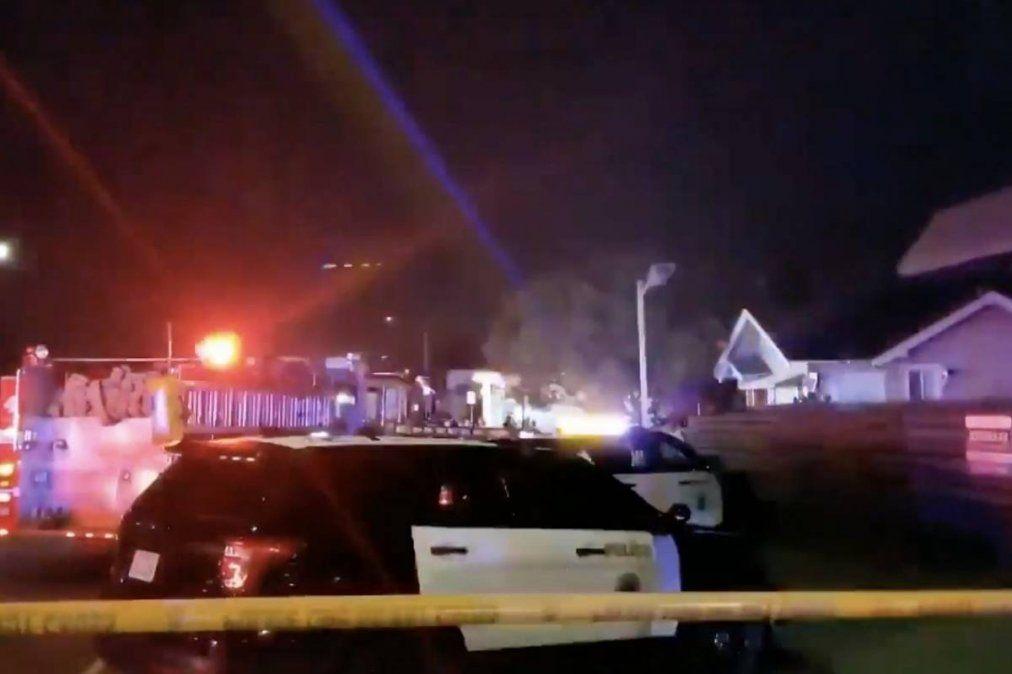 Tres muertos tras un tiroteo en una fiesta de Halloween