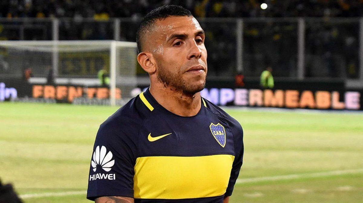 Tévez no renovaría contrato con Boca
