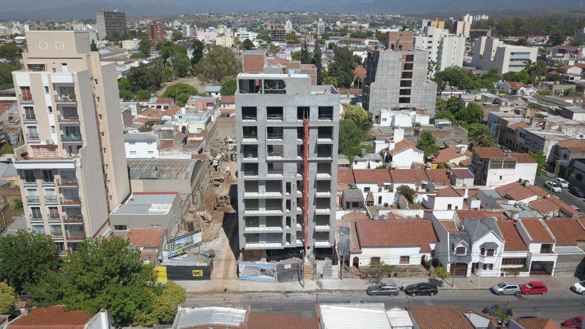 Los fideicomisos al costo permitieron financiar 189 edificios en los últimos años