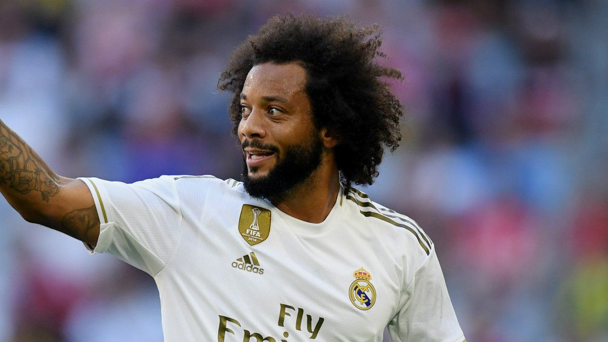 Marcelo es figura en el Real Madrid