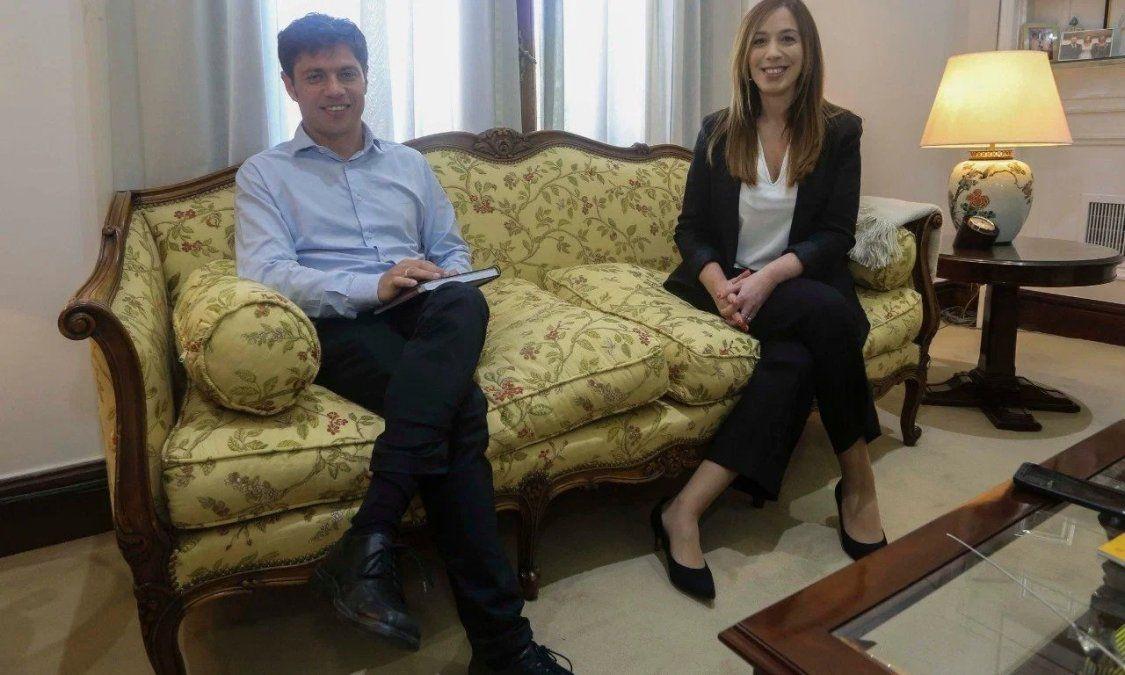 Kicillof pidió a Vidal que retrotraiga el aumento tarifario