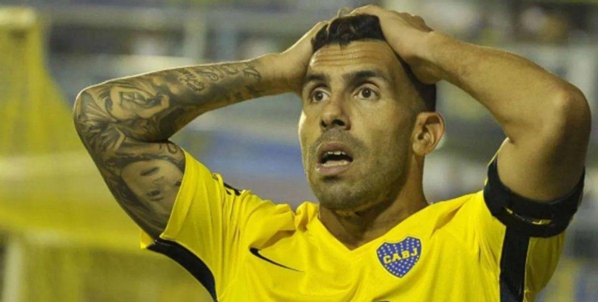 Carlitos admitió que sólo jugará en Boca