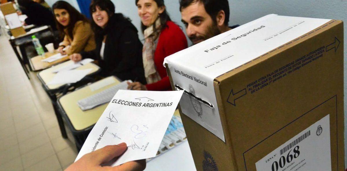 Cerró el escrutinio definitivo en diez provincias