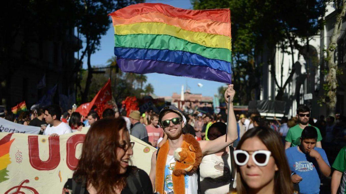 Consignas y espectáculos en una nueva Marcha del Orgullo