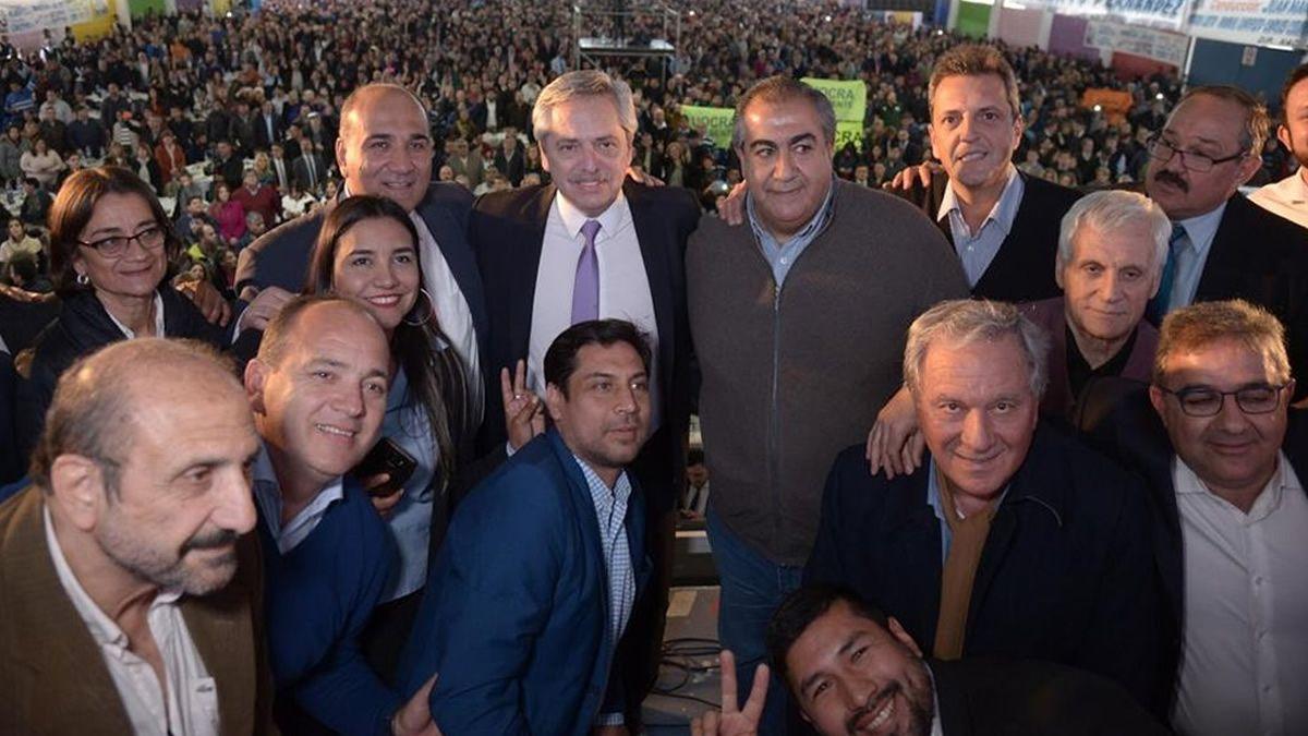 La CGT evaluará la reunificación con Alberto Fernández como invitado