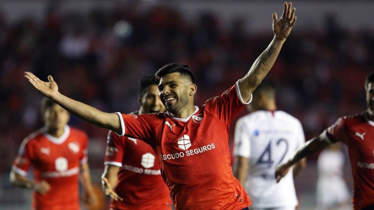Independiente venció 2 a 1 a un San Lorenzo devastado