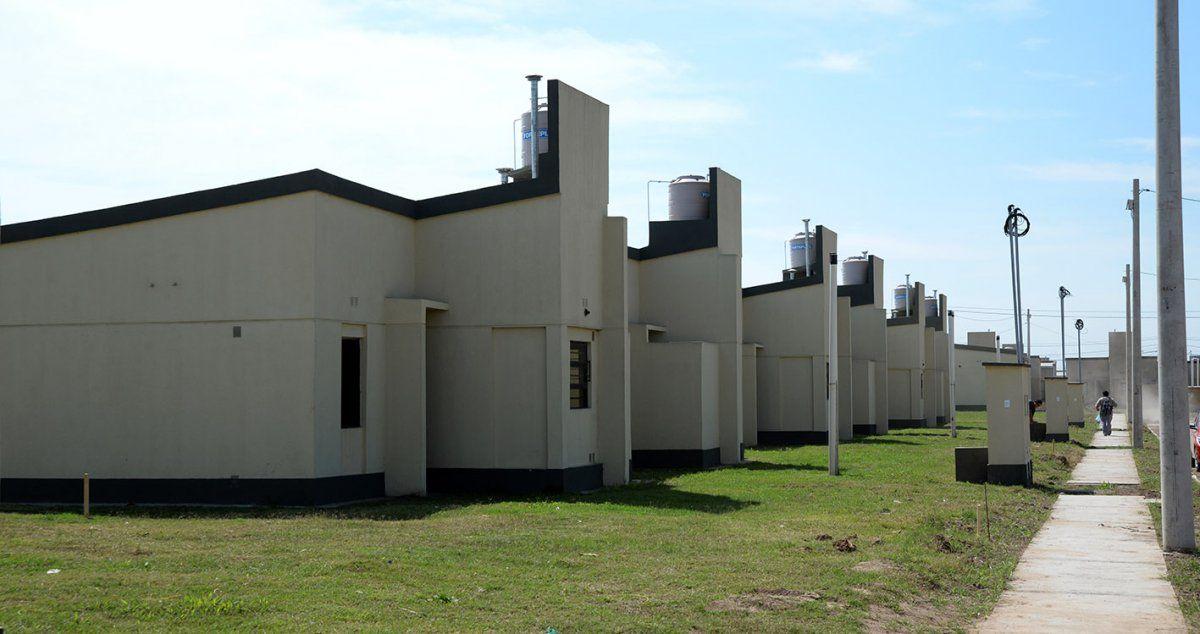 La Provincia reactiva la obra pública y asigna $250 millones para viviendas