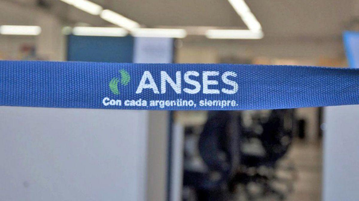 El Gobierno volvió a financiarse con fondos de Anses