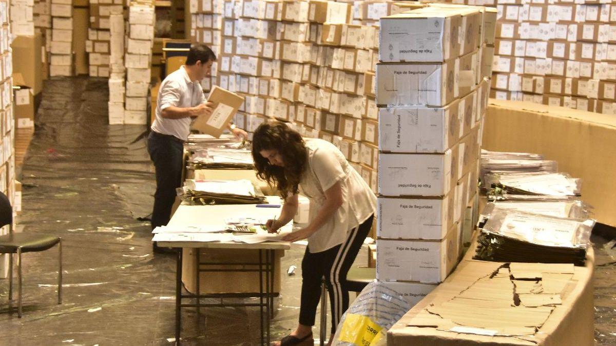 Terminó el escrutinio definitivo: Fernández 48,24%, Macri 40,28%