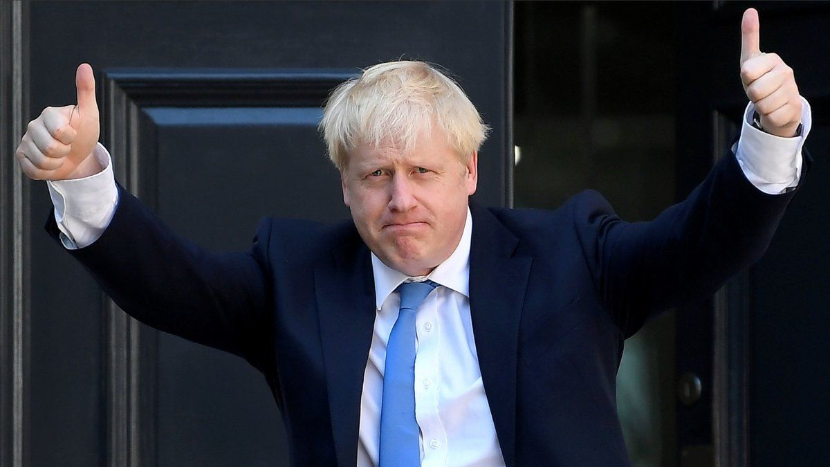 Boris Johnson comparó a Jeremy Corbyn con Stalin