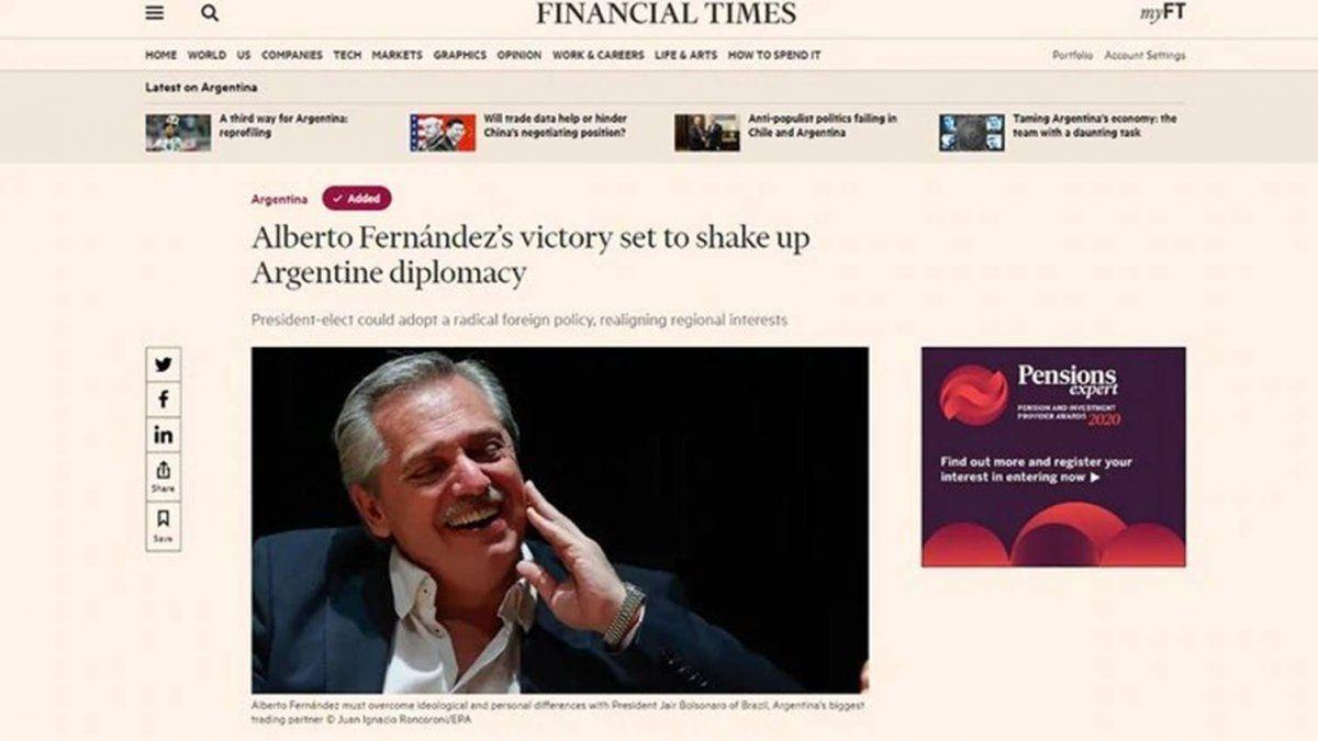 La Argentina está al borde de su noveno default