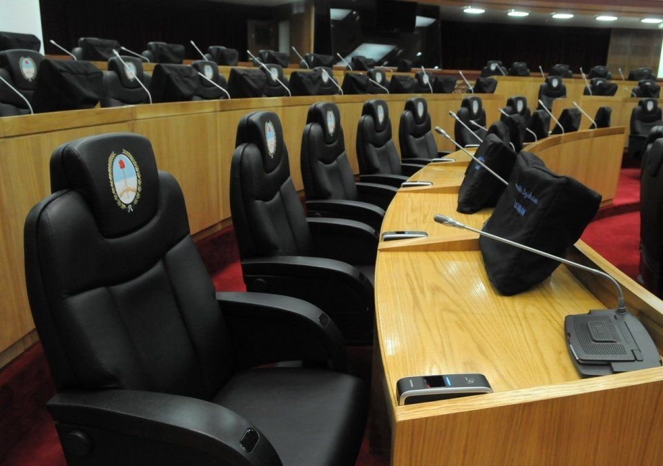 Se viene la primera sesión de la nueva Legislatura