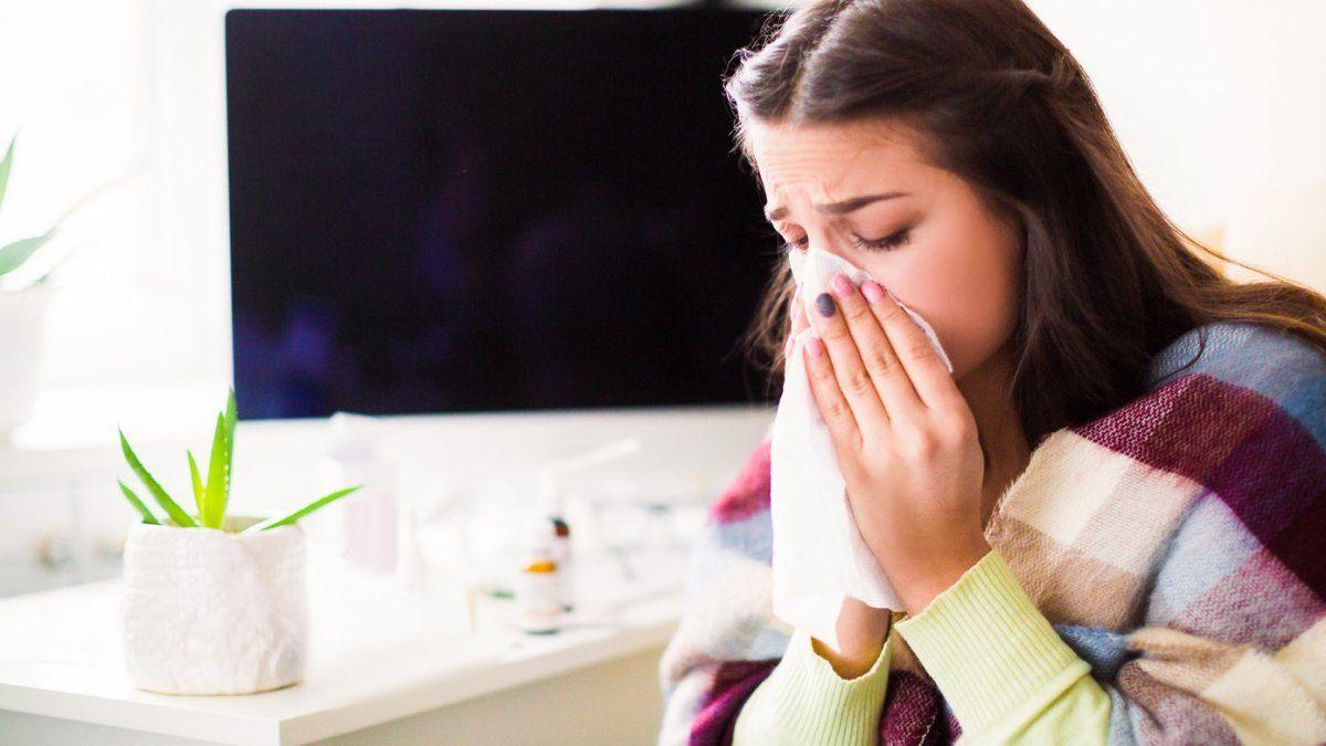 Tips naturales y caseros para descongestionar la nariz.