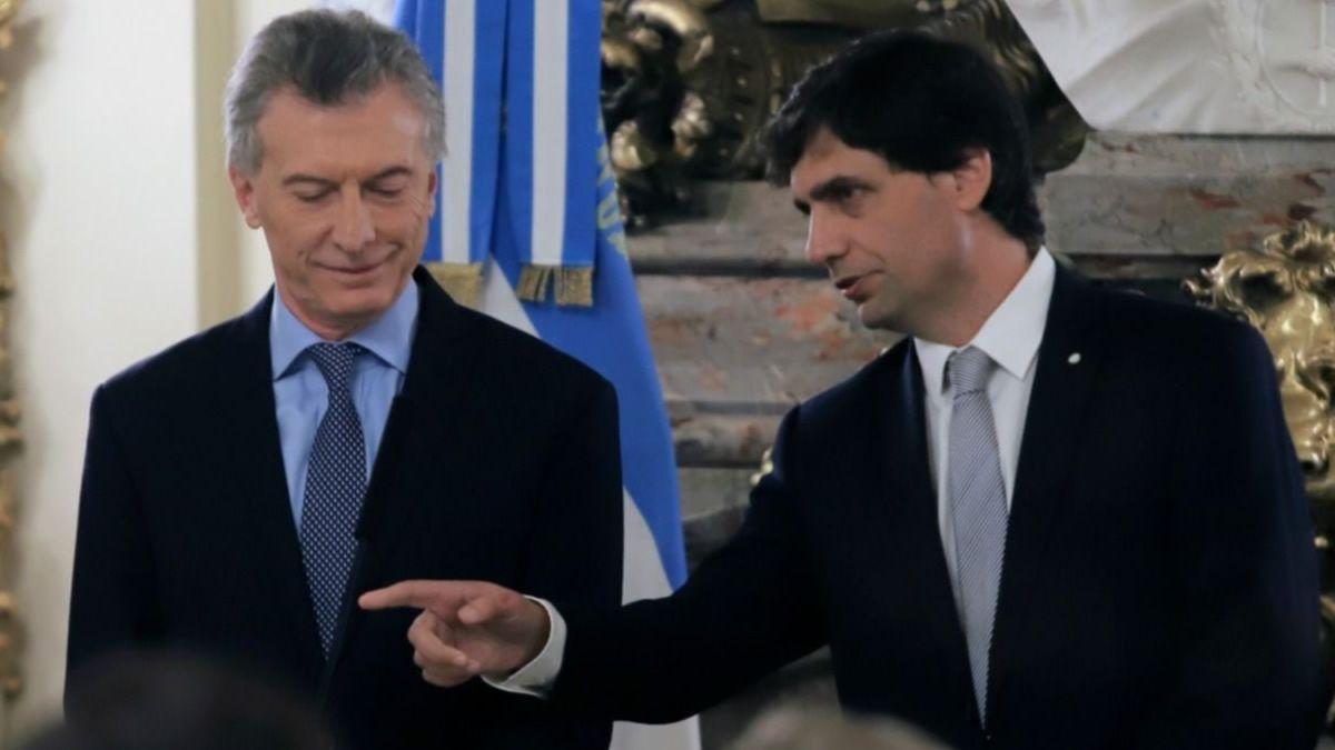 Hernán Lacunza le dio la razón a Alberto Fernández