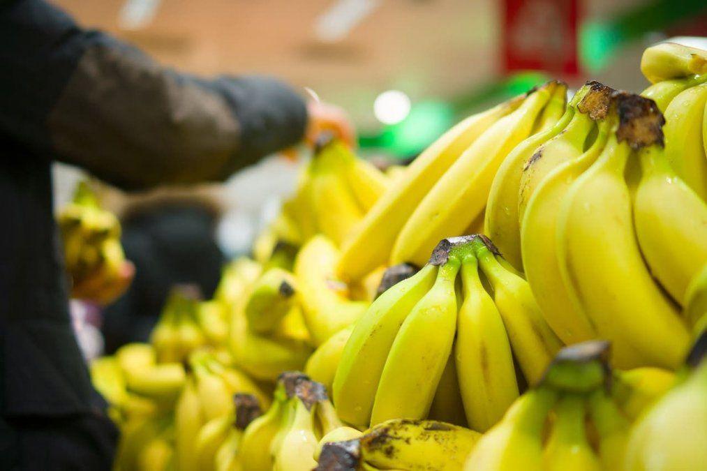 ¿Por qué está tan caro el kilo de bananas?