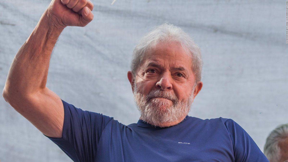Pedirán la inmediata liberación de Lula Da Silva