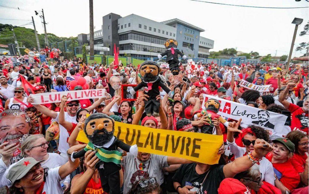 Lula podría quedar libre: Es un soplo de esperanza para todo Latinoamérica