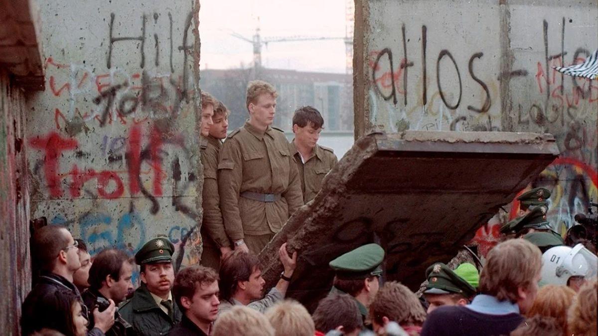 Lo que debes saber sobre el muro de Berlín a 30 años de su caída