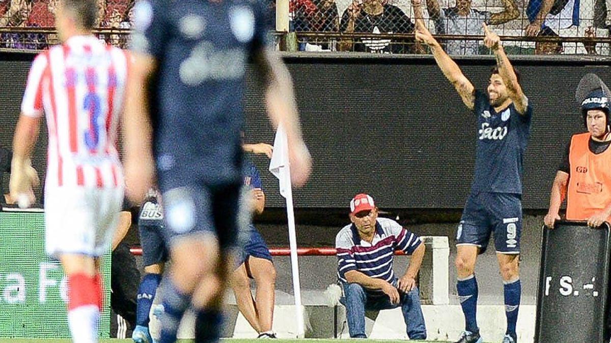 Con gol de Díaz, el Decano venció 1 a 0 Unión en Santa Fe