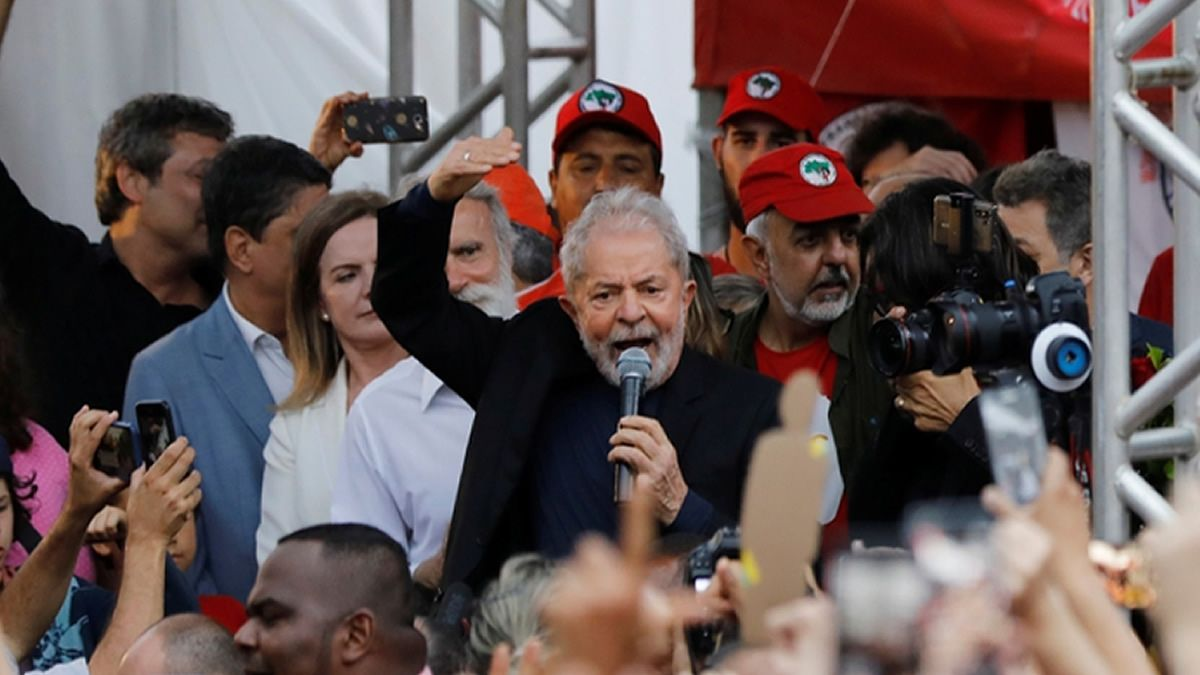 Las reacciones internacionales ante la liberación del expresidente