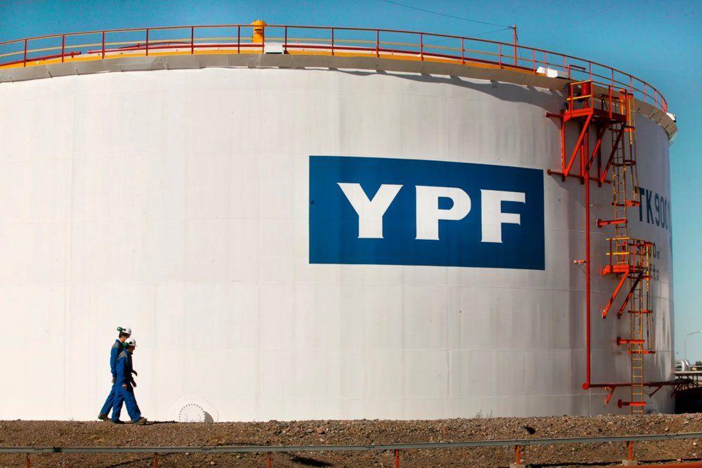 YPF perdió más de 23.000 millones de pesos