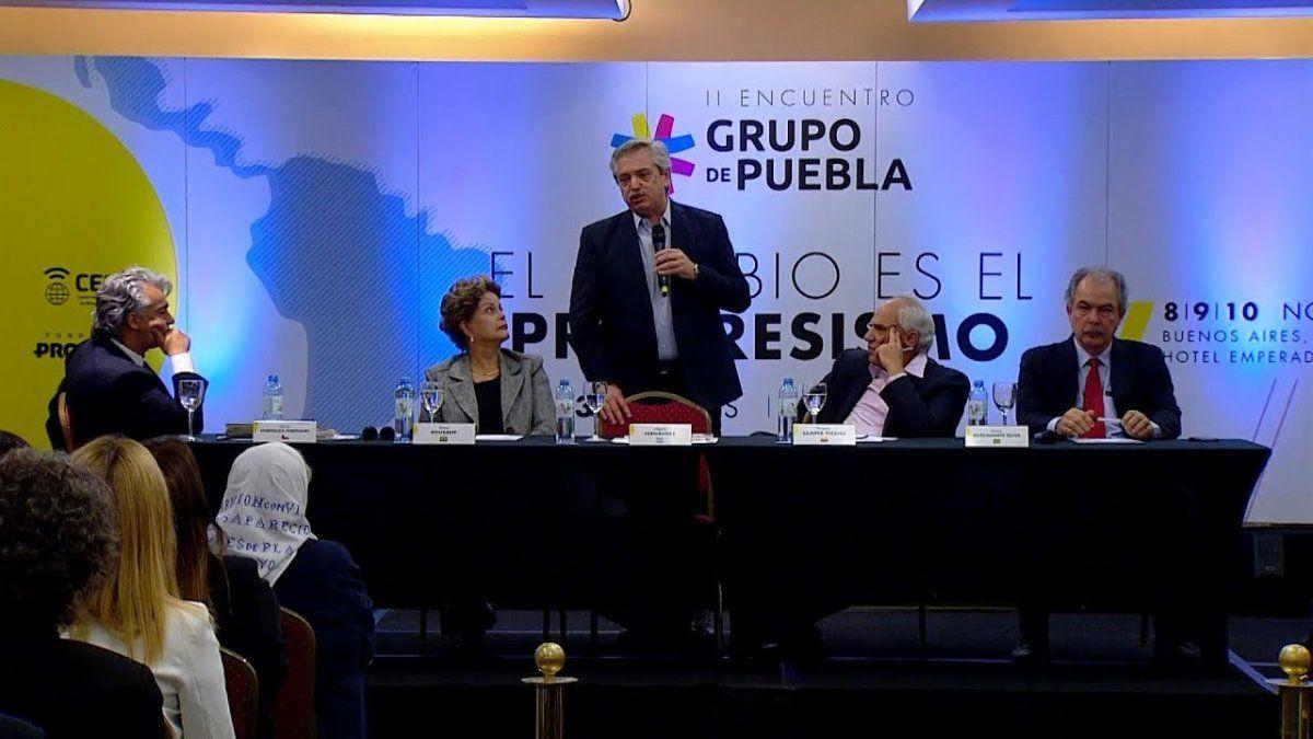Qué es el Grupo de Puebla y el rol de Fernández