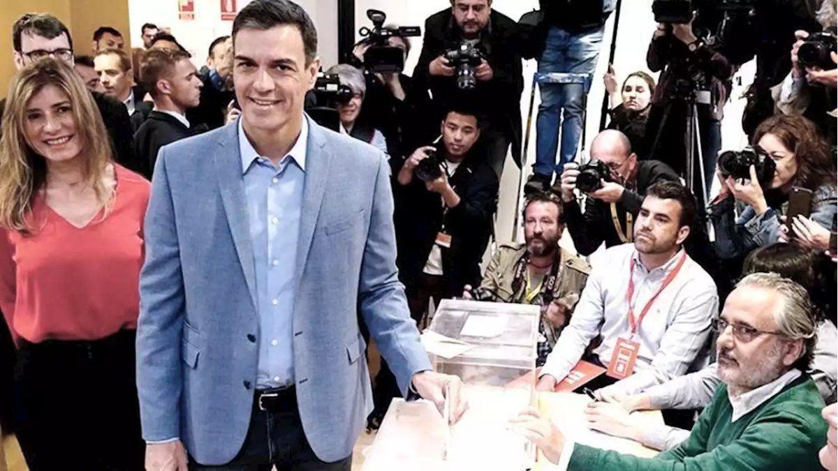 España vota por segunda vez en el año