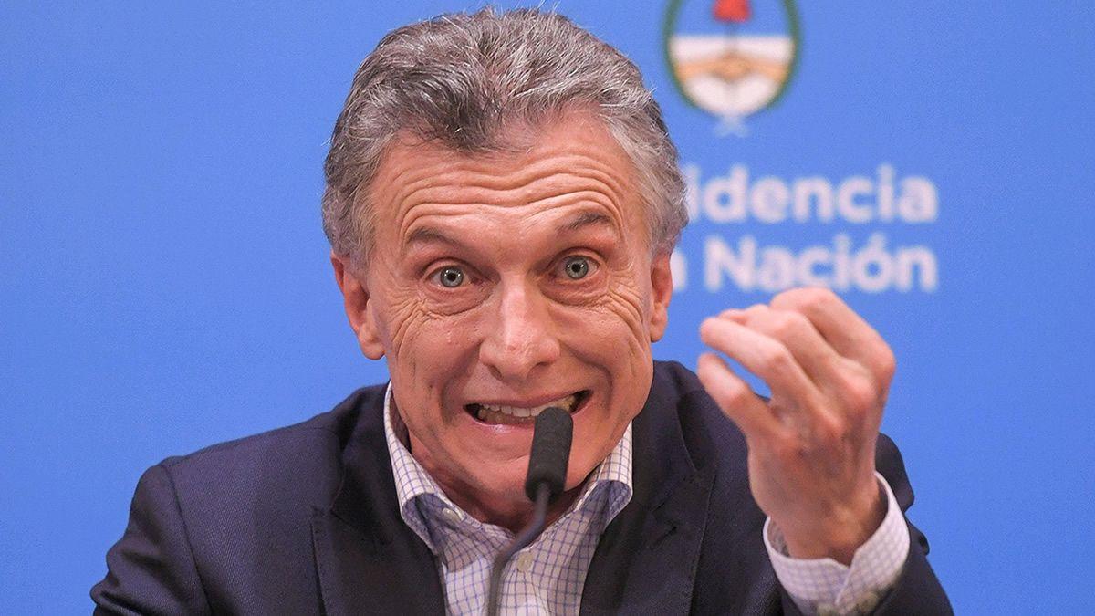 Macri terminará con un déficit fiscal acumulado de USD 112 millones