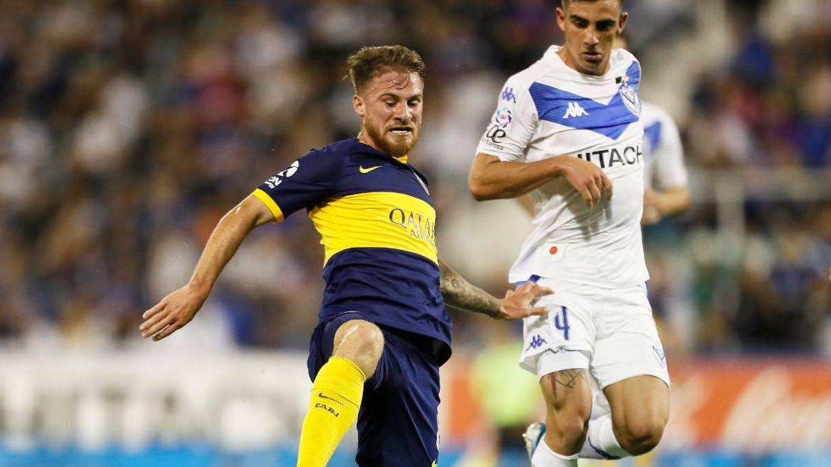 En un partido entretenido, Vélez y Boca igualaron 0 a 0 en el Amalfitani