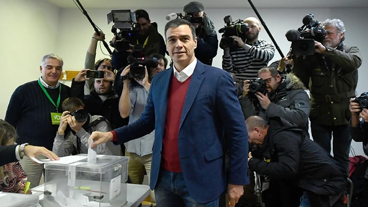 El PSOE retuvo la primera minoría y se mantiene el bloque político