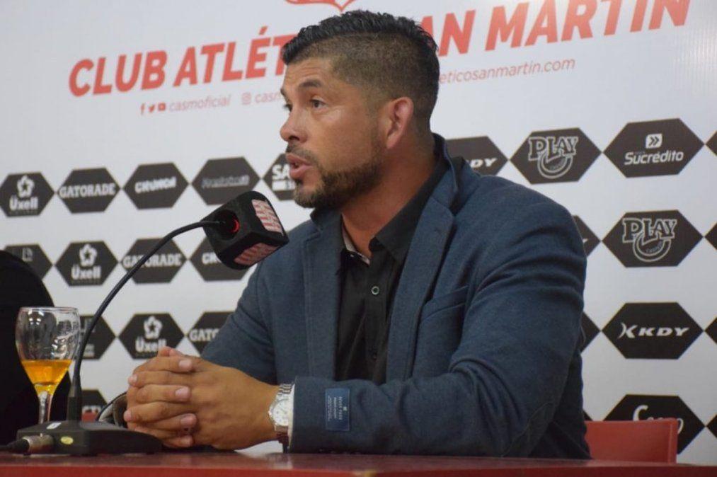 Sergio Gómez: Cada partido tenemos que jugar como una final
