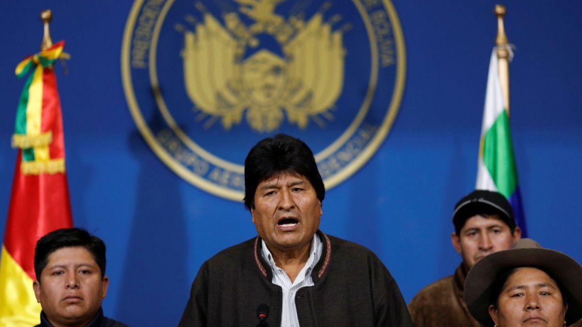 Qué dijeron los políticos tucumanos por la renuncia de Evo