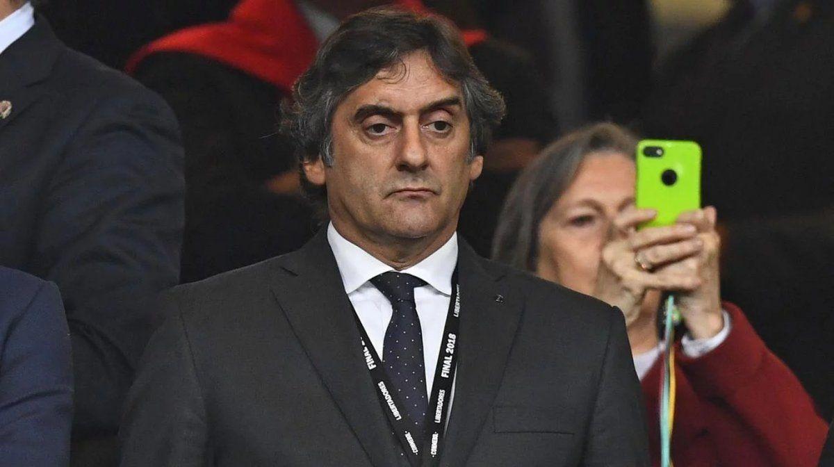 EnzoFrancescoli es el Manager de River.