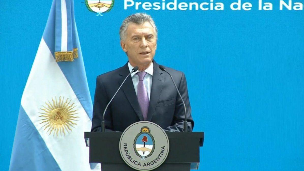 Macri: Las elecciones son la mejor manera de transparentar la voluntad