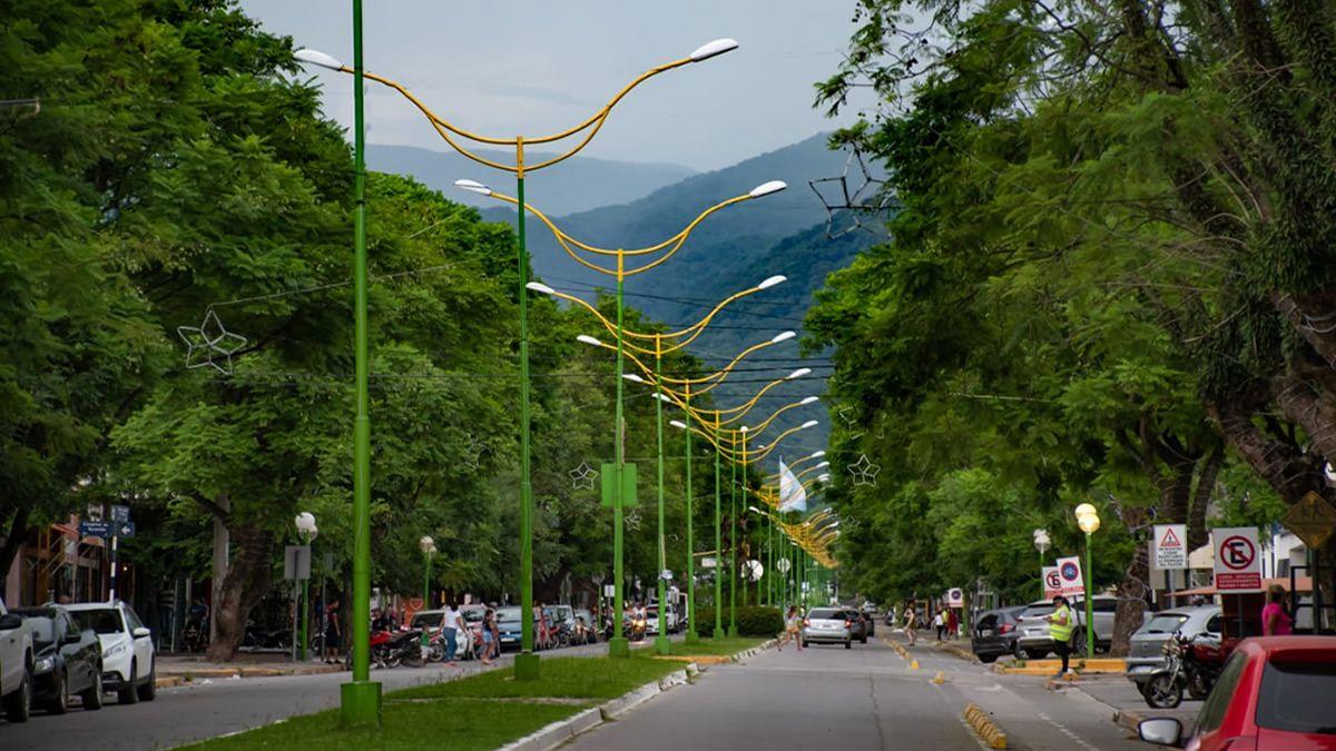 Tafí Viejo ciudad ubicada a 20 km al noroeste de San Miguel de Tucumán
