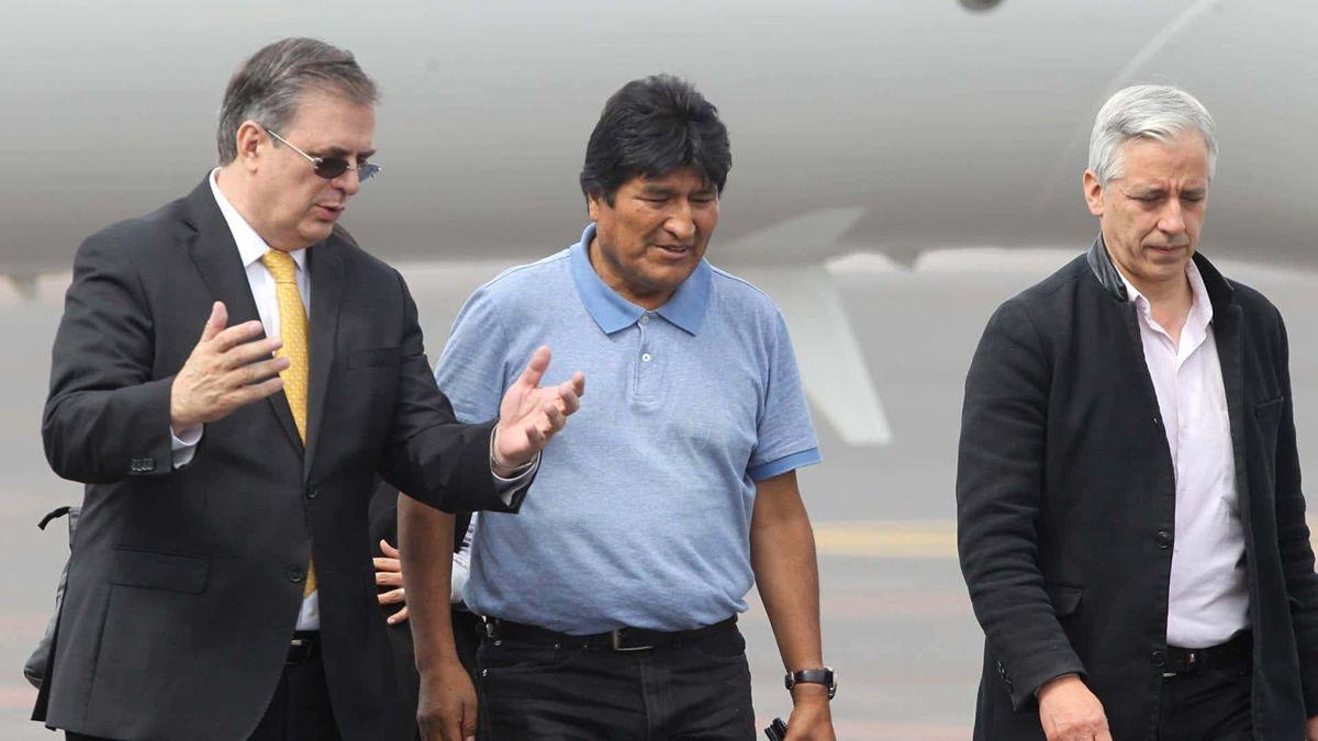 Evo Morales señaló que Jeanine Áñez atenta contra la Constitución