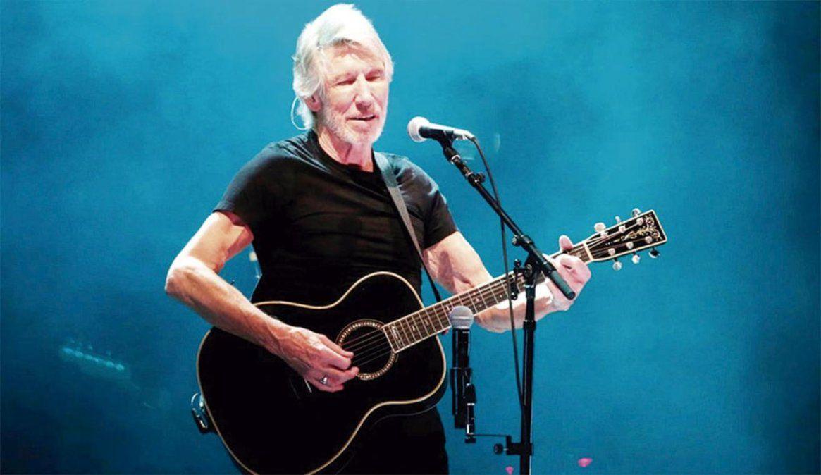 El mensaje de apoyo de Roger Waters a Evo Morales