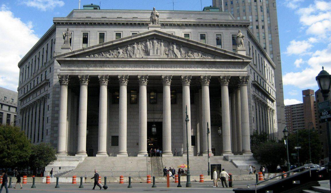 Justicia neoyorquina falló a favor de Argentina en dos demandas
