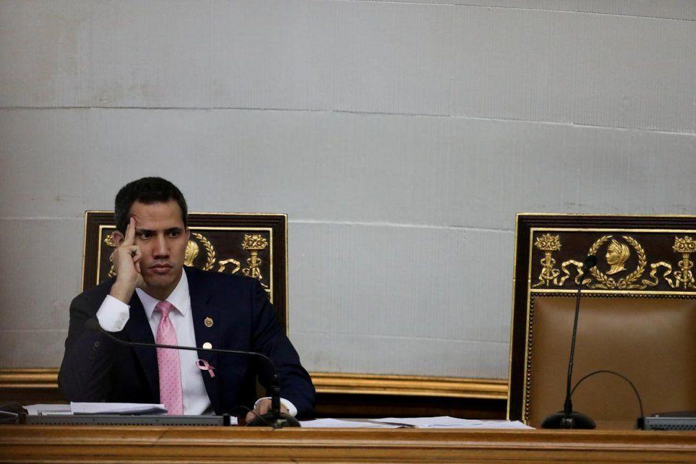 Diez organizaciones de militares retirados le pidieron a Juan Guaidó medidas extremas